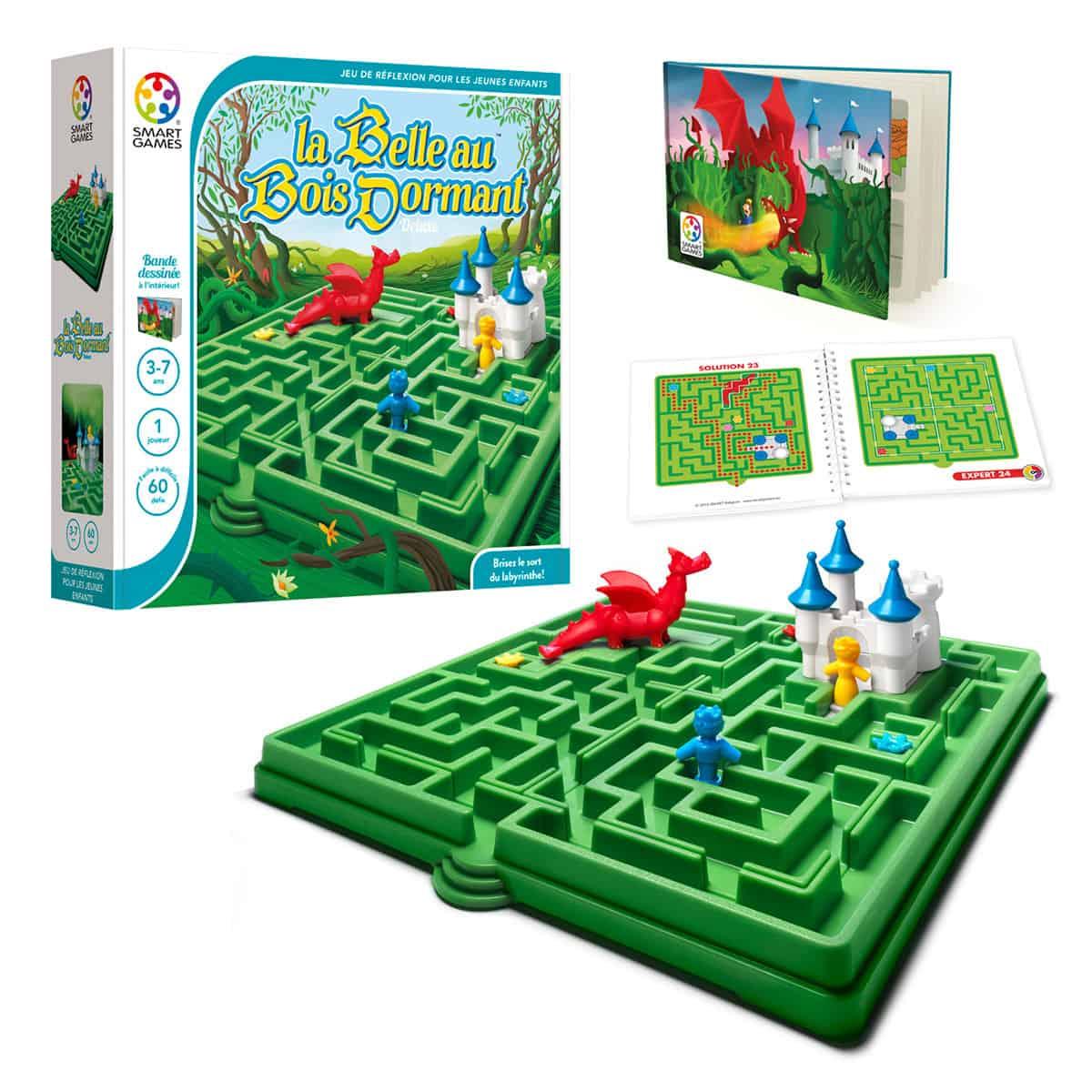 SmartGames : des jeux de logique pour toute la famille