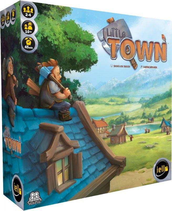 Little Town : un jeu de stratégie accessible et malin