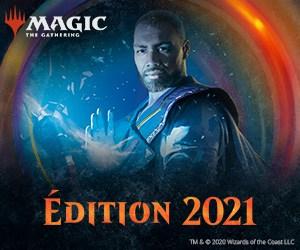Magic The Gathering : nouvelle Édition de base