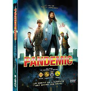 Pandemic, coopérez pour sauver la planète