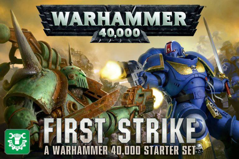 L'univers Warhammer disponible à la Cave aux Jeux