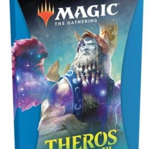 Magic The Gathering : Booster Theme Theros Beyond Death – Bleu (en anglais)