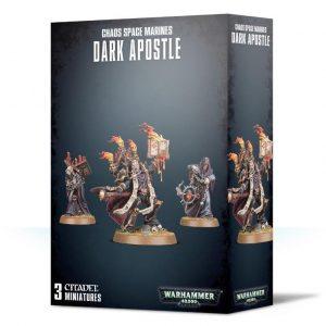 Chaos Space Marines Dark Apostle 43-37