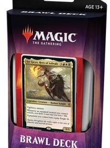 Magic The Gathering : Deck de Brawl – Le Trône d'Eldraine – Knights'Charge (en anglais)