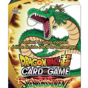 Deck de Démarrage Shenron's Advent SD07