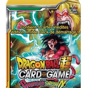 Deck de Démarrage The Crimson Saiyan SD05