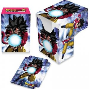 Ultra Pro Dragon Ball Super – Deck Box Super Saiyan 4 Goku
