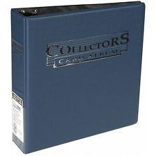 Album Ultrapro Collector Bleu