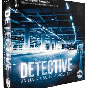 Detective – Un Jeu d'Enquête Moderne