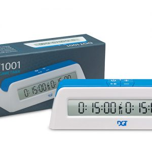 Ferti : Pendule DGT 1001 Bleue