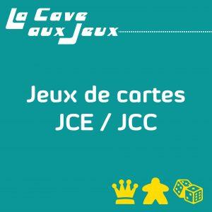 Jeux de cartes JCE / JCC