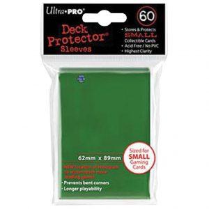 Ultra Pro : 60 sleeves Japonais Vert