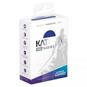 Ultimate Guard Katana Sleeves Standard Size Blanc