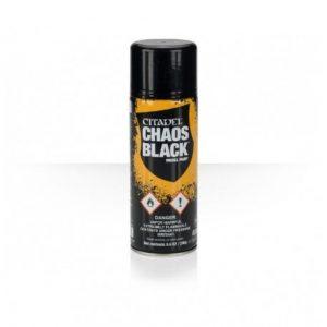 Sous-couche Chaos Black 62-02