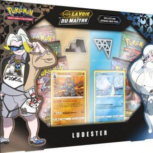 Pokémon : Coffret EB03.5 Pin's Arène de Ludester