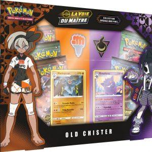 Pokémon : Coffret EB03.5 Pin's Old Chister