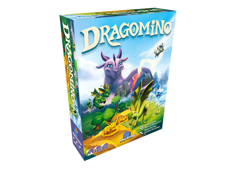 Partez à la découverte des oeufs de dragons sur les terres de Dragomino