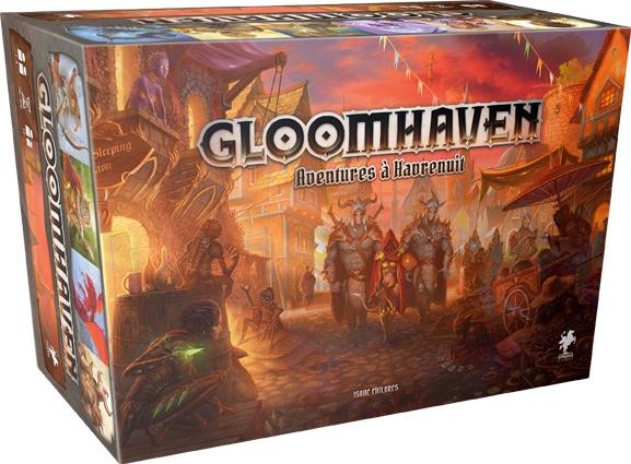 Bienvenue à Gloomhaven