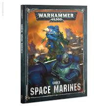 Codex Space Marines 48-01