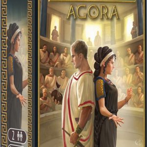 7 Wonders Duel – Agora (extension)