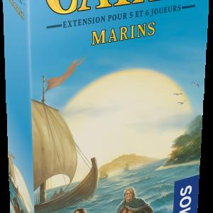 Catan – Marins 5/6 joueurs (extension)