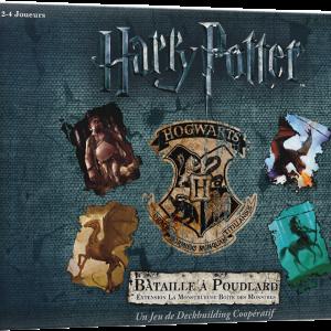 Harry Potter : Hogwarts Battle Monstrueuse Boîte de Monstres (extension)