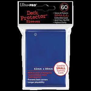 Ultra Pro : 60 sleeves Japonais Bleu