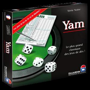 Yam 421 – Série Noire