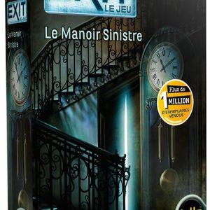 EXIT : Le Jeu – Le Manoir Sinistre