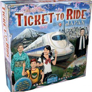 Les Aventuriers du Rail – Japon/Italie (extension)
