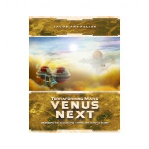 Terraforming – Venus Next (extension)