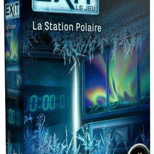 EXIT : Le Jeu – La Station Polaire