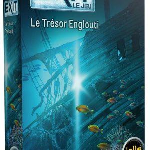 EXIT : Le Jeu – Le Trésor Englouti