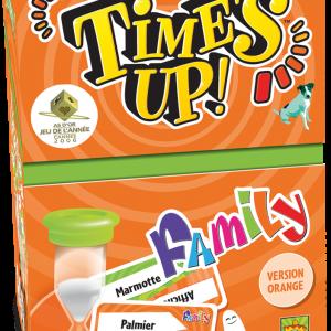 Time's Up ! Family (orange)