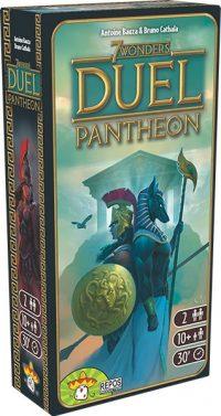 7 Wonders Duel Panthéon (ext)